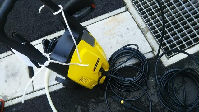 HIDAKA高圧洗浄機