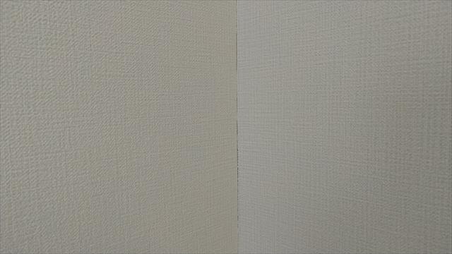 壁紙の隙間